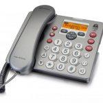 טלפון מוגבר PT58