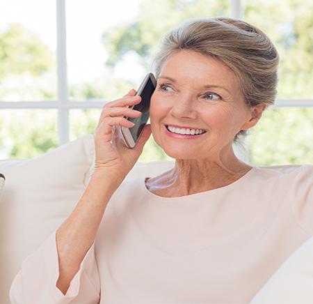 טלפון סלולרי למבוגרים