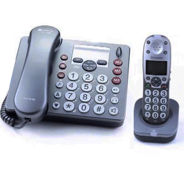 סט טלפונים מוגברים PT880