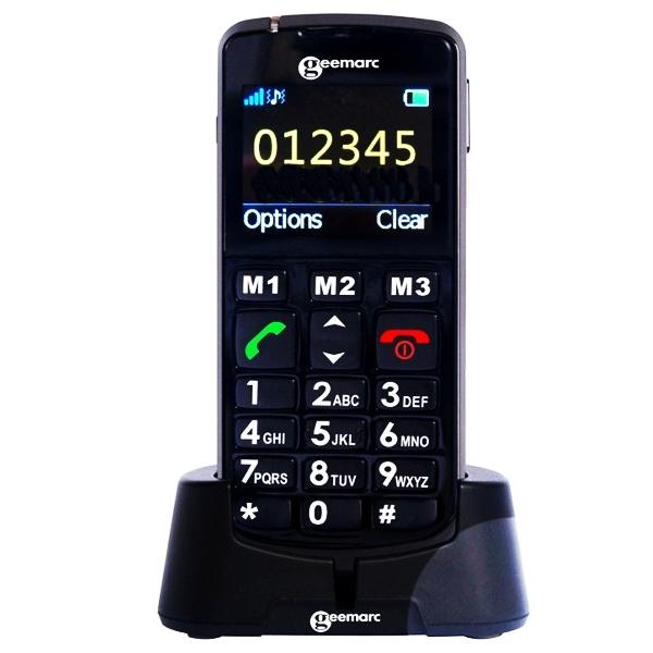 טלפון סלולרי מוגבר CL8350