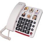 טלפון מוגבר עם תמונות AP40