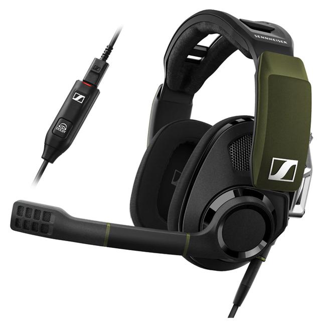 אוזניות לגיימינג GSP550
