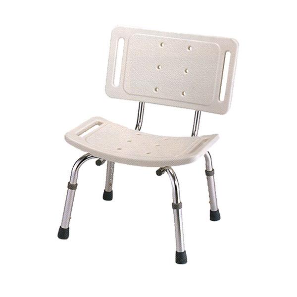 כיסא טלסקופי לאמבטיה