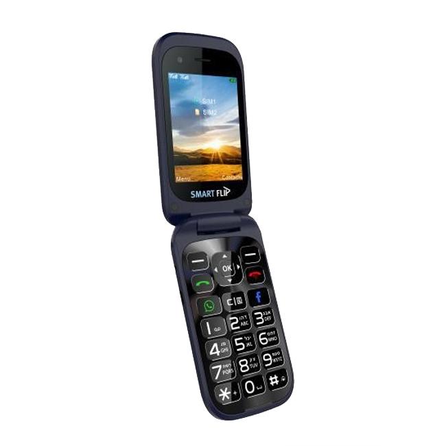 טלפון סלולרי למבוגרים סמארט פליפ